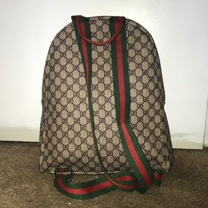 Gucci Bags - Gucci back pack willing to trade